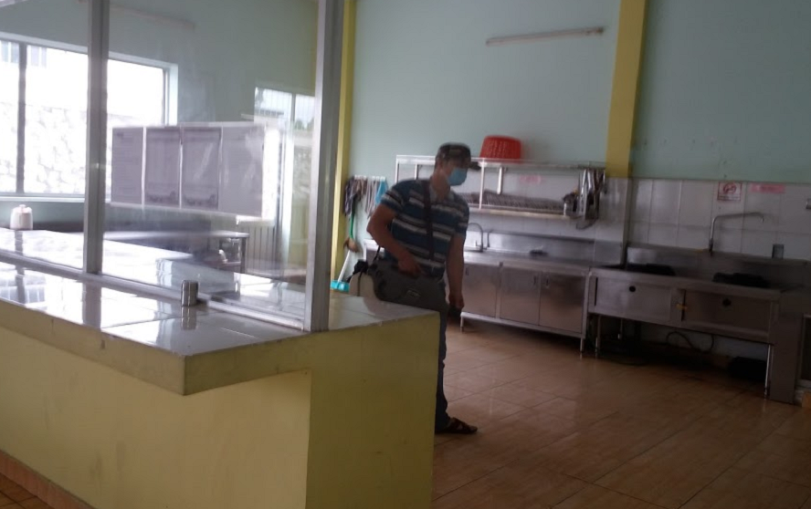 Dịch vụ diệt muỗi tận gốc huyện Quốc Oai