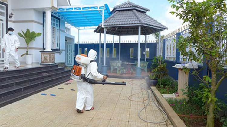 phun diệt muỗi tại Đà Nẵng