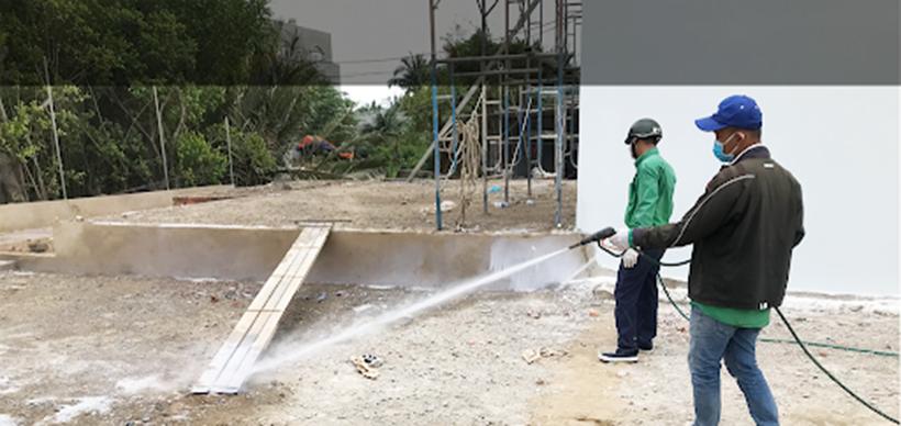 dịch vụ chống mối công trình tại Bắc Giang