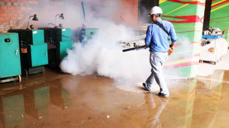 Báo giá diệt côn trùng tại Đà Nẵng