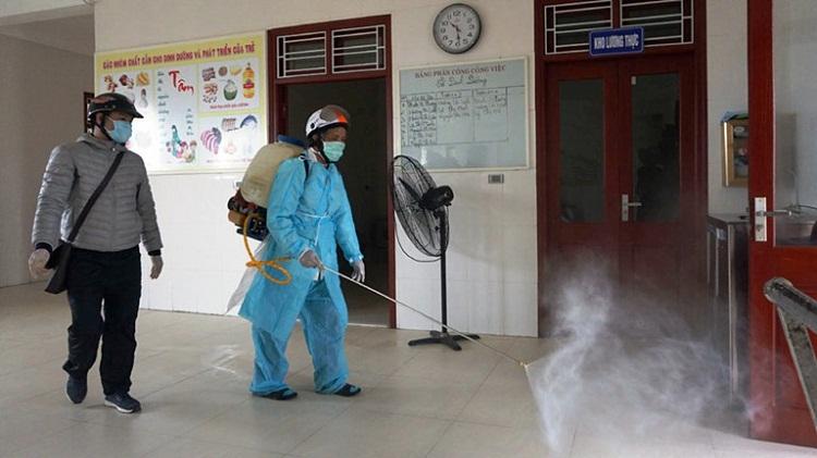 những lưu ý khi phun thuốc diệt muỗi