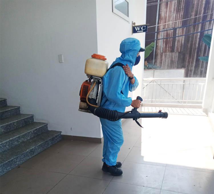 Báo giá diệt côn trùng tại Nha Trang