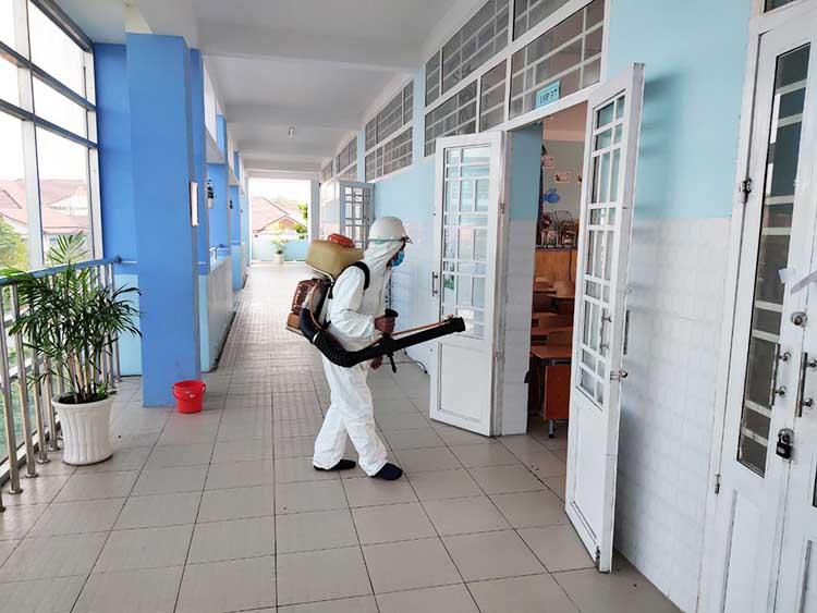 Diệt muỗi tại Khánh Hòa