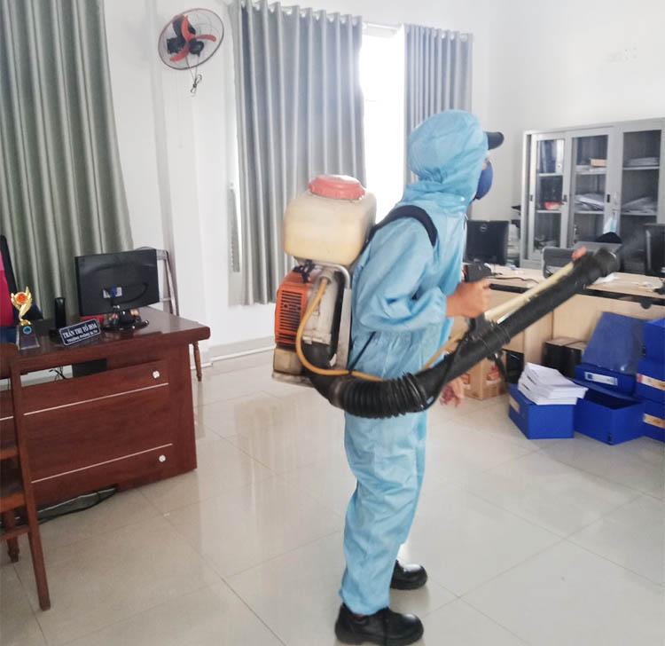 phun thuốc diệt muỗi tại Thái Nguyên