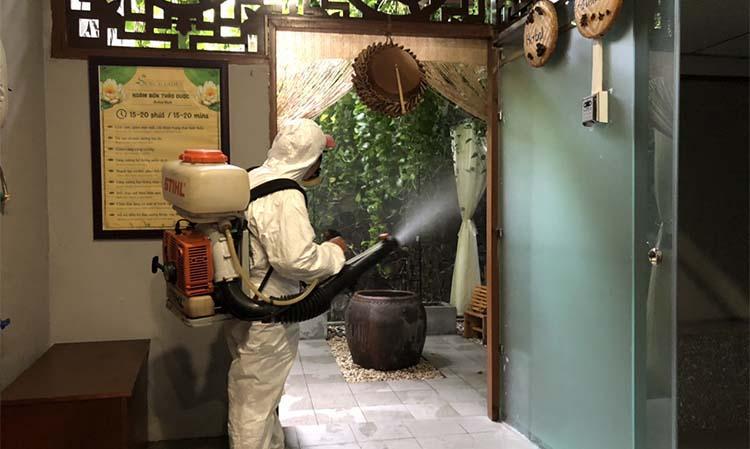 phun thuốc diệt muỗi Cần Thơ
